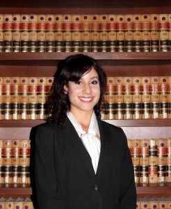 1L Representative, Section 1 - Rania Ammsso