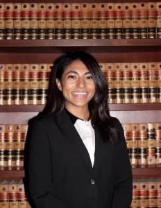 1L Representative, Section 2 - Stephanie Cubias