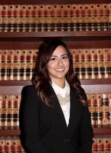 1L Representative, Section 3 - Valerie Gurrola