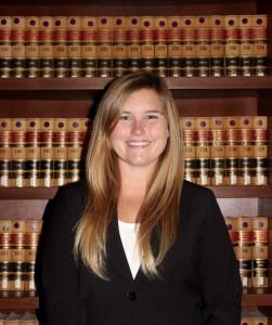 Public Relations Director - Kelsey McBarron