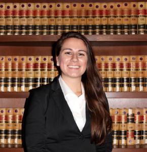 Treasurer - Leah Gonzales